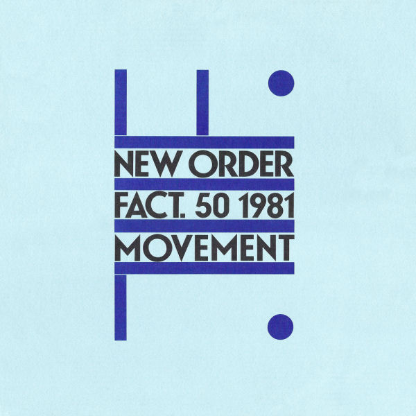 New Order Movement Album Cover